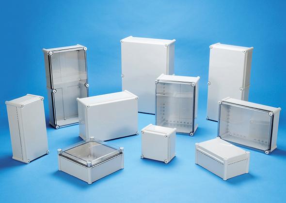 IP65 PLASTIC BOX LARGE TYPE - BCAL series