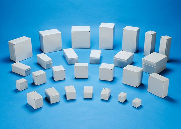 IP65 PLASTIC BOX SMALL TYPE - BCAS series