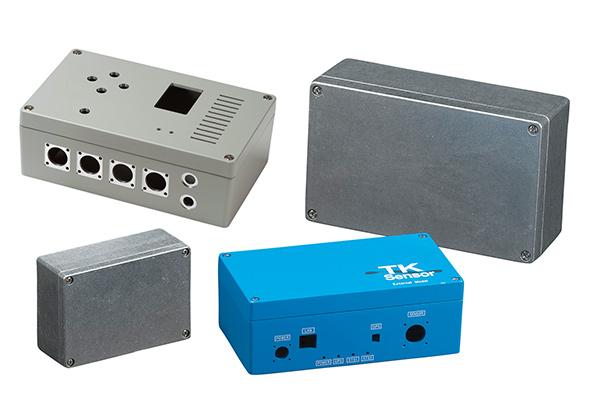 IP67 DIECAST ALUMINUM BOX BDN series
