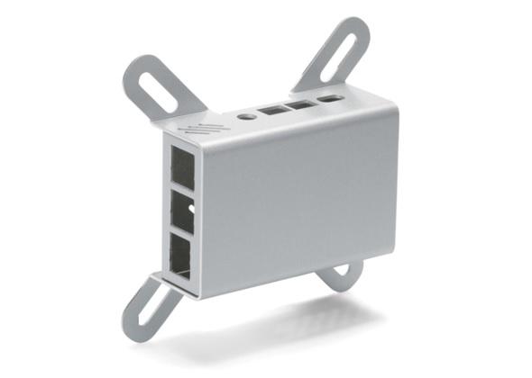 VESA MOUNT Raspberry Pi CASE -  RPI-F series