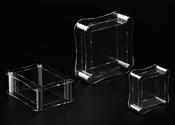 CUSTOM SIZED SKELETON CASE - SKLF series