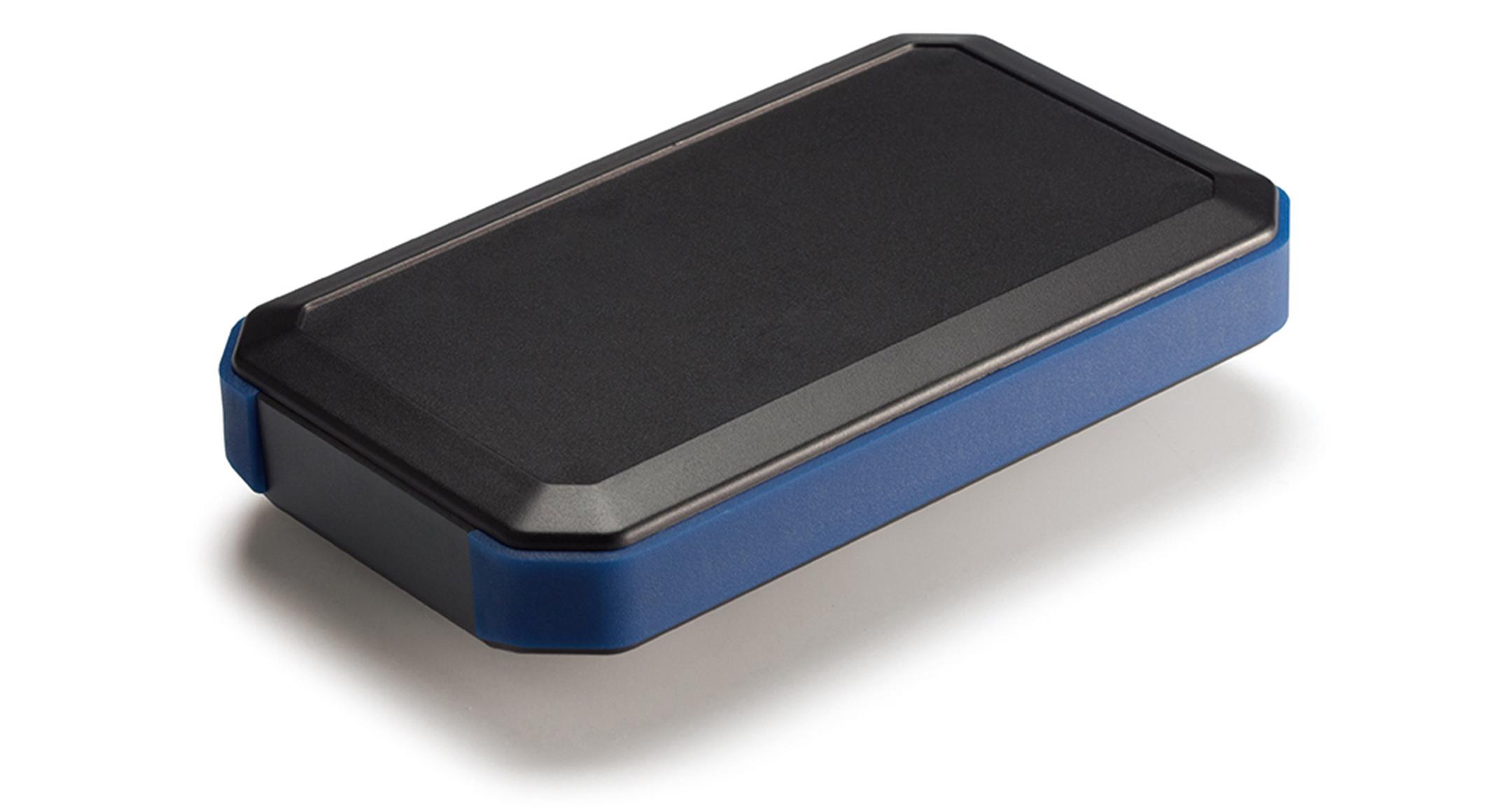 IP67 HANDHELD PLASTIC ENCLOSURE - WH series:Black/Navy